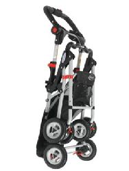 Graco SnugRider Infant Vehicle Chair Stroller Frame ...
